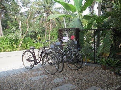 Faire du vélo à Bangkok -  Cycling in Bangkok