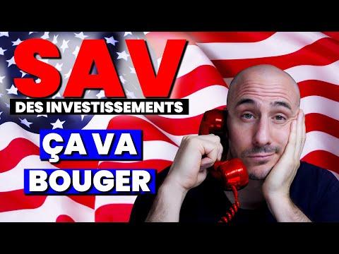 Krach immobilier, portefeuille bourse, update cryptos, volatilité et crise financière | SAV.DI
