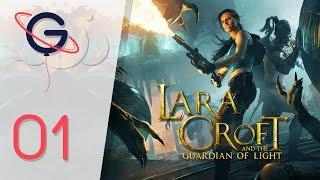 Lara Croft and the Guardian of Light - COOP FR #1 : Temple de la Lumière !