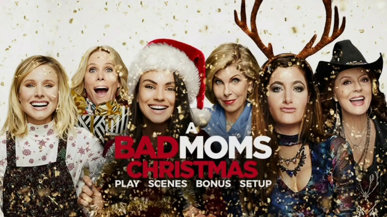 Bad Moms Christmas Dvd Release Date.A Bad Moms Christmas Dvd Menu
