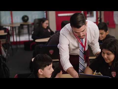 Aim Higher College Prep Academy - Espiritu Schools