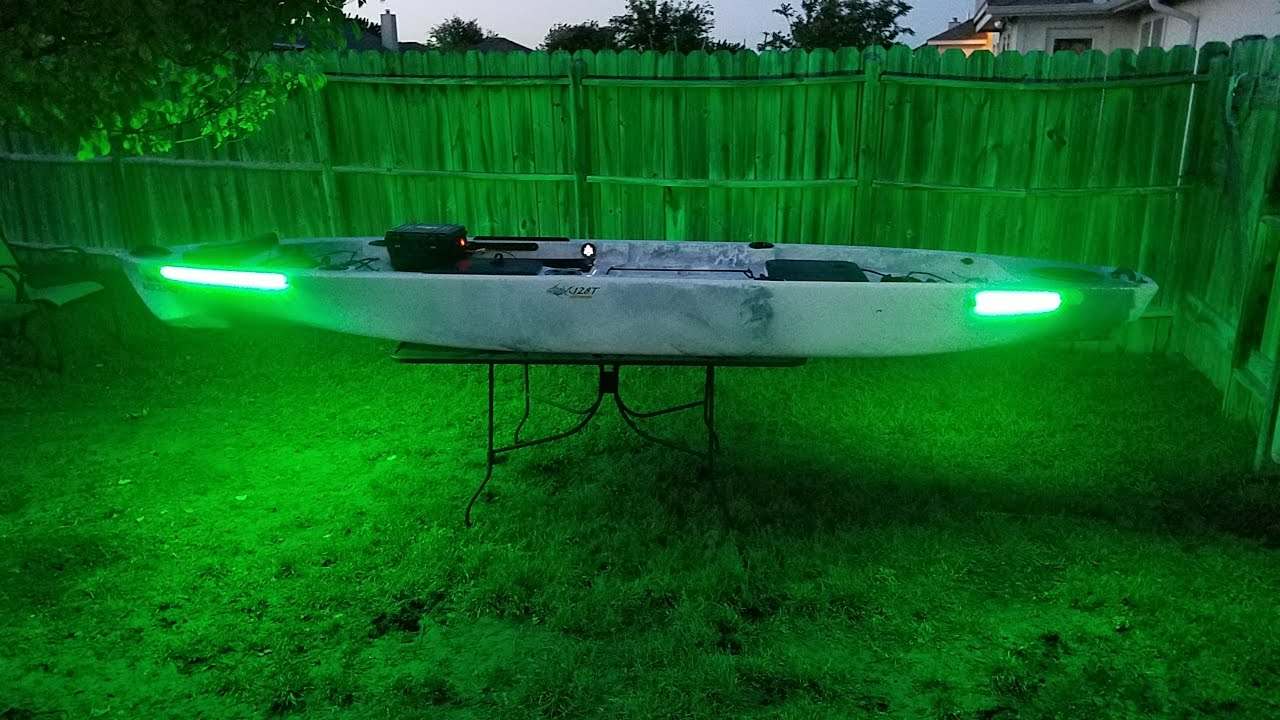 Yak Power LED Light and Remote Install Walkthrough on