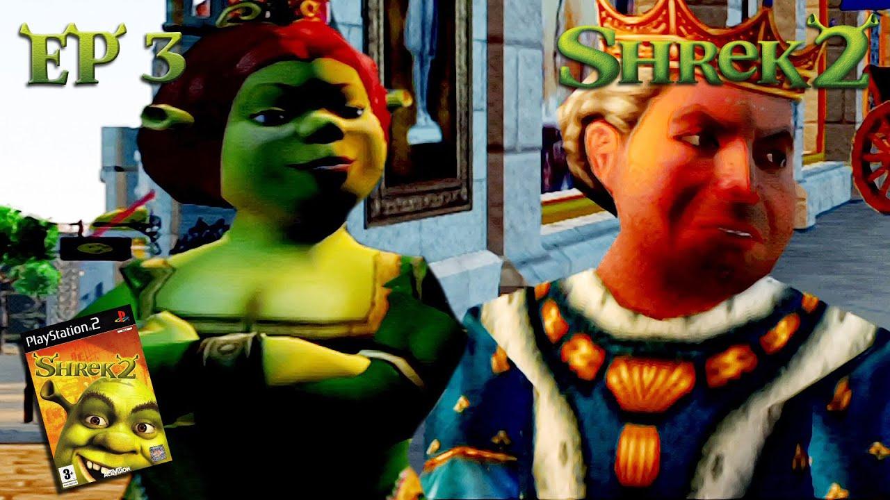Shrek 2 (PS2) - Lontano Lontano [EP 3]