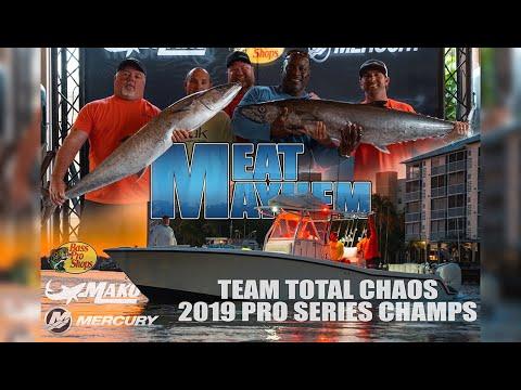 Meat Mayhem Offshore Fishing Tournament Series - Promo Reel