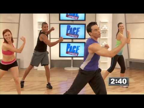 Pace Express Day 1 Workout Plans Sample - How to Lose Weight Fast