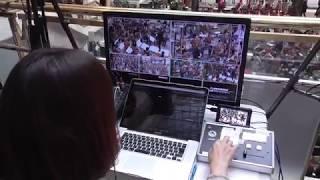 松山三越 年の瀬クラッシックコンサート2018(愛媛県立伊予高等学校吹奏楽部)