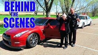 Arresting My Grandma EXTRAS!!