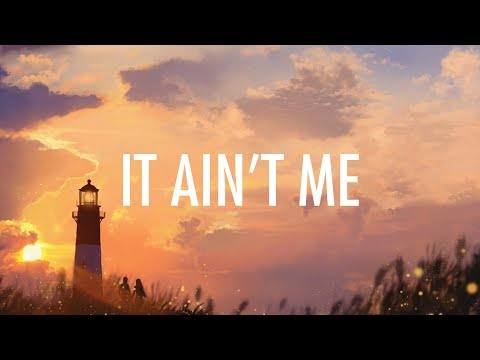 Thumbnail: Kygo, Selena Gomez – It Ain't Me (Lyrics / Lyric Video)