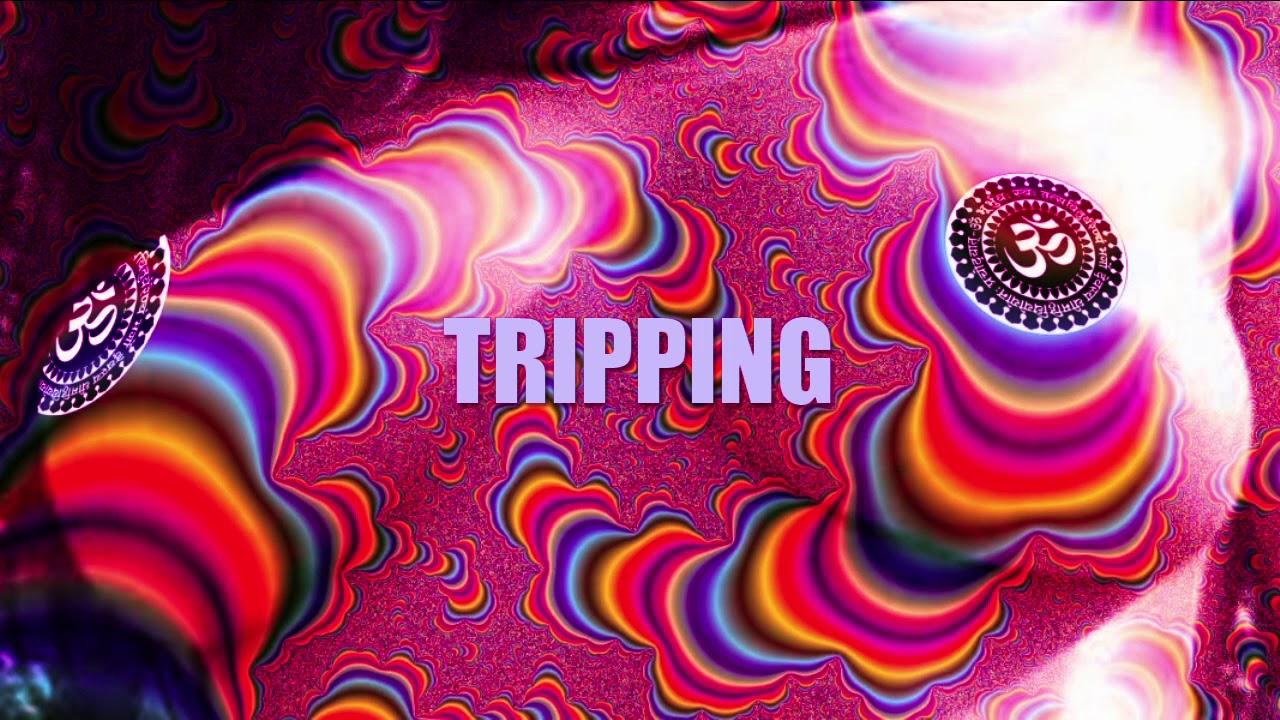 Trippin balls bitch be trippin them