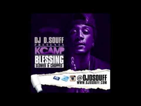 K Camp - Blessing (Slowed Down)