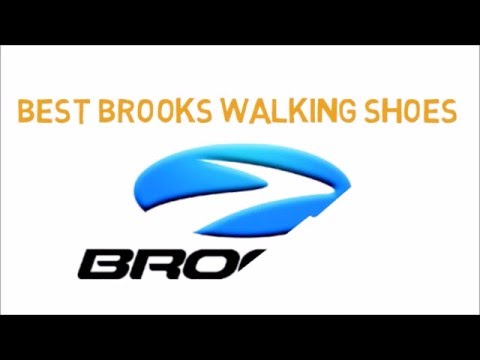 Best Brooks Walking Shoes