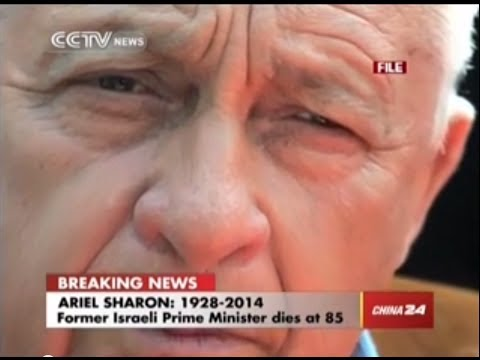 Former Israeli Prime Minister Ariel Sharon dies at 85