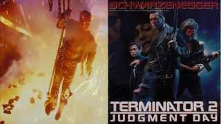 Download ♫ [1991] Terminator 2: Judgment Day | Brad Fiedel - 11 - ''I'll Be Back'' MP3 song and Music Video
