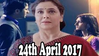Kuch Rang Pyar Ke Aise Bhi -  24th April 2017 /  Upcoming Twist  / Sony TV Serial New