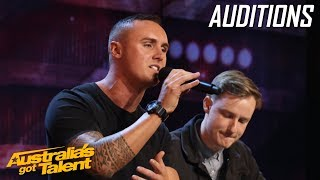 Rapper D Minor Performs With Such Power | Auditions | Australia's Got Talent 2019