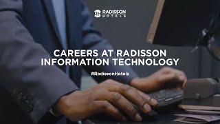 IT Organization at Radisson Hotel Group