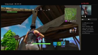 FORTNITE solo + Glitch
