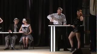 Пластические спектакли «Круг» и «Зебра»
