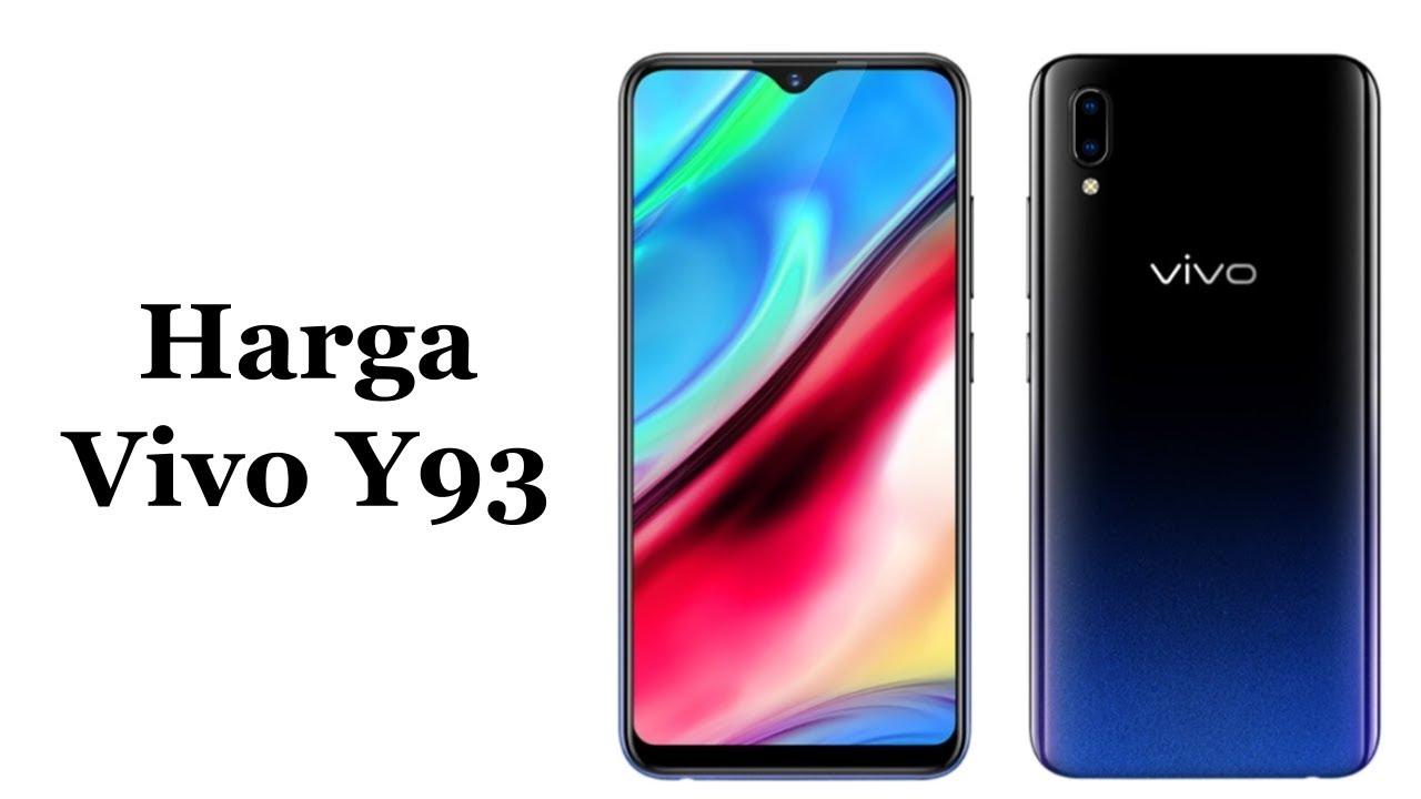 Harga Vivo Y93 Dan Spesifikasi Lengkap