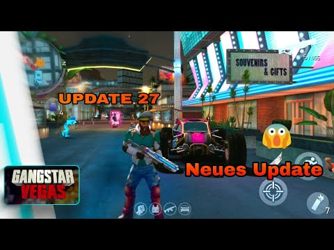 Neues UPDATE!! Gangstar Vegas Deutsch