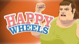 Happy Wheels! - FREEDOM!, Nicki Minaj, TECHNIQUE! & More! (Funny Moments)