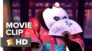 Kung Fu Panda 3 Movie CLIP - Mei Mei (2016) - Dreamworks Animated Movie HD
