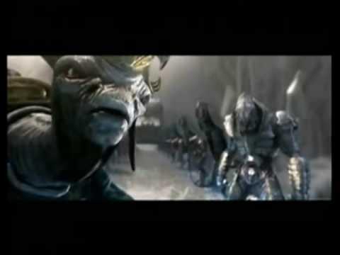 Robin Atkin Downes -  Halo Wars - Prophet Of Regret