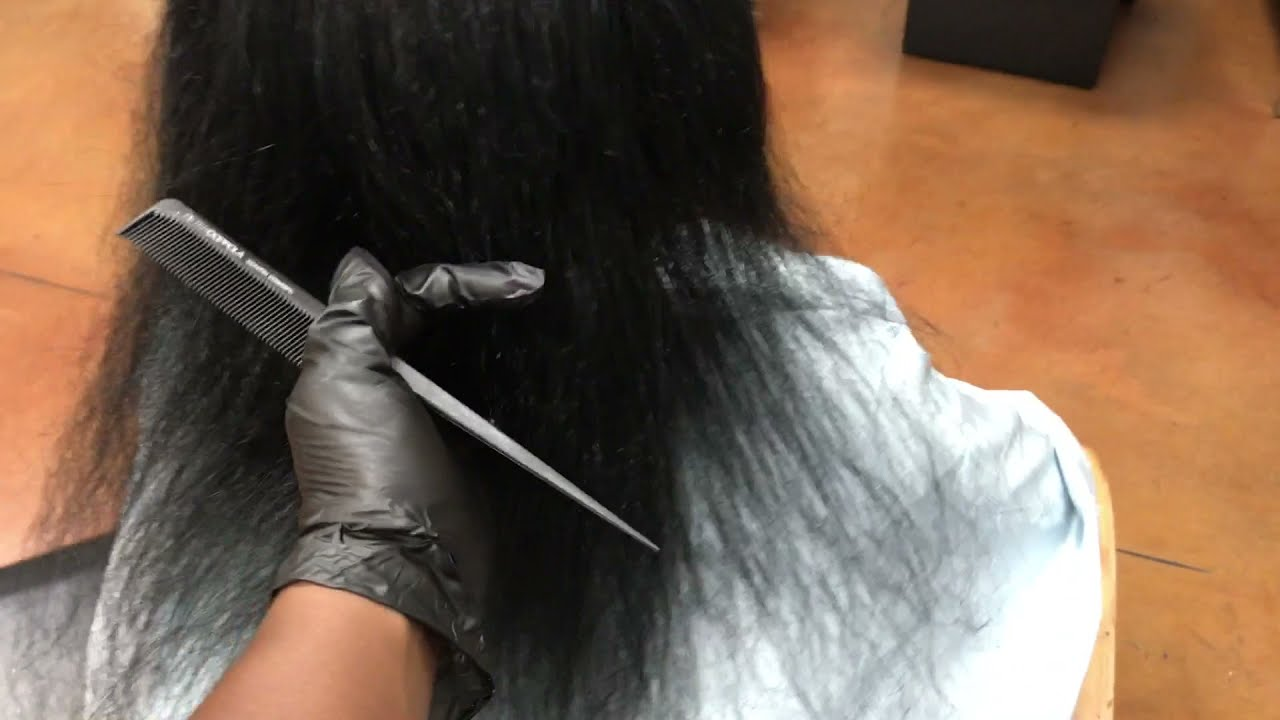 Micro Link Braidless Sewin Extension Youtube