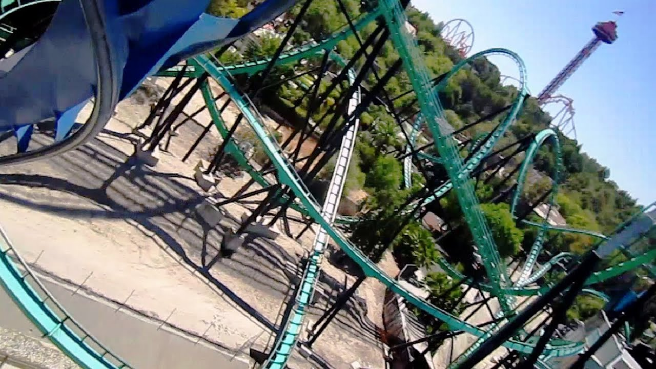 Batman The Ride (Six Flags Magic Mountain) - Coasterpedia