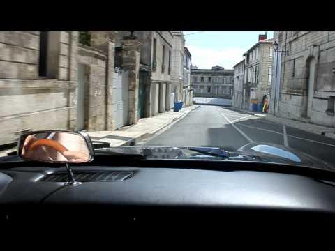 Maserati Mistral at Circuit des Remparts