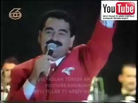 İbrahim Tatlıses Ataköy Marina Konseri   Kanal 6 1992