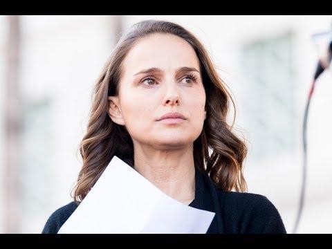 Natalie Portman Smeared As AntíSemíte For Humanitarian Stand