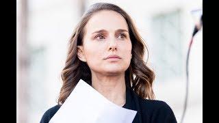 Natalie Portman Smeared As Antí-Semíte For Humanitarian Stand