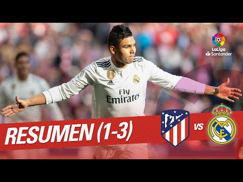 Resumen de Atlético de Madrid vs Real Madrid (1-3) Mp3