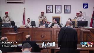 """""""أمن الدولة"""" تباشر محاكمة المتهم بقتل اللواء الحناينة - (19-12-2018)"""