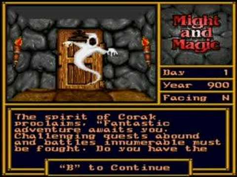 Angry Video Game F*g - Might & Magic II (SNES) - Part 1/2
