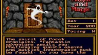 Angry Video Game Fag - Might & Magic II (SNES) - Part 1/2