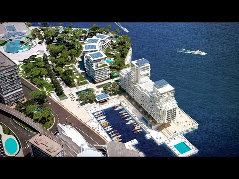 Monaco's Mediterranean Expansion | The B1M