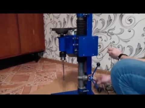 Делаем пуансон для заклепки заклепок своими рукамииз YouTube · Длительность: 5 мин10 с