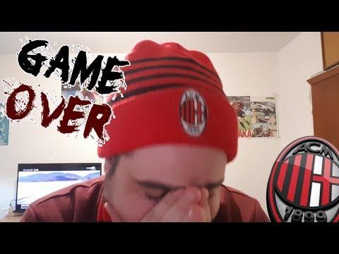CHE DEPRESSIONE • ADDIO CHAMPIONS LEAGUE! || TORINO-MILAN 1-1 Live Reaction