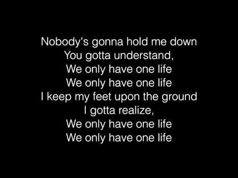 Madcon - One Life ft. Kelly Rowland lyrics