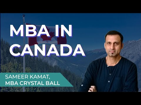 MBA In Canada For International Students