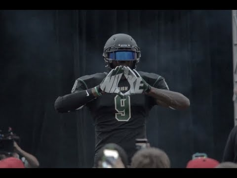 LeBron James Unveils the New Akron St. Vincent-St. Mary Nike Uniforms