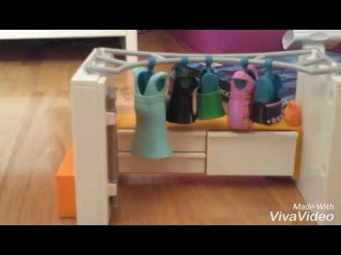 Comment faire un bureau playmobil pour la maison moderne youtube
