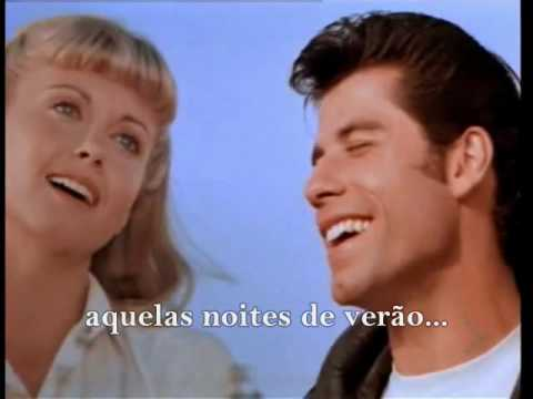 Grease - Summer Nights tradução ( legendado)