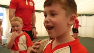didi rugby: Emotional goodbye as twins graduate