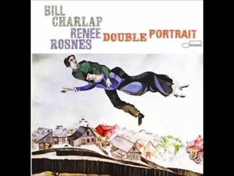 Bill Charlap & Renee Rosnes - Double Portrait - Double Rainbow Chovendo Na Roseira