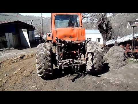 ДТ 75 на колесах  видео обзор 2016 часть 2