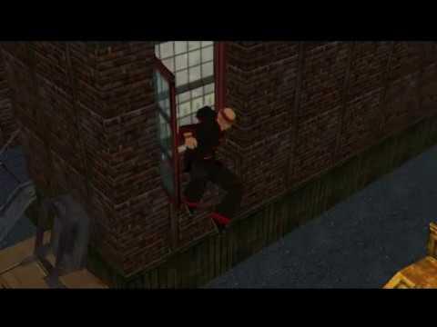 "Hitman: Codename 47 3rd mission ""Eliminate Red Dragon Negotiator"" pc game 2000 Eidos |"