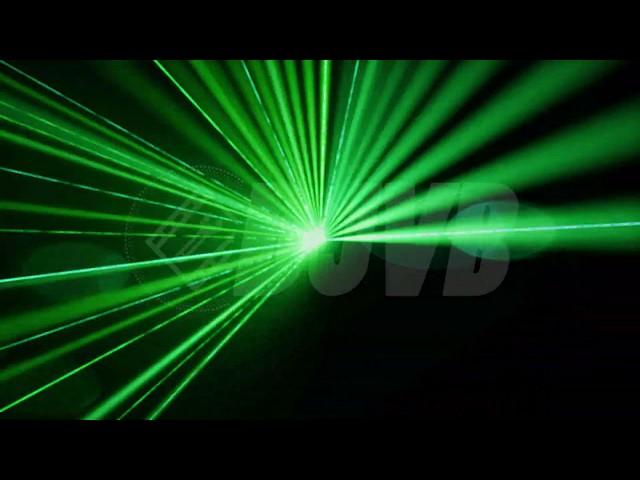 Laser VJ Loops Minipack - Virtual Stage FX